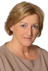 Portrait von Bankbetriebswirtin Elke Schwarz von MCP Global Immobilien