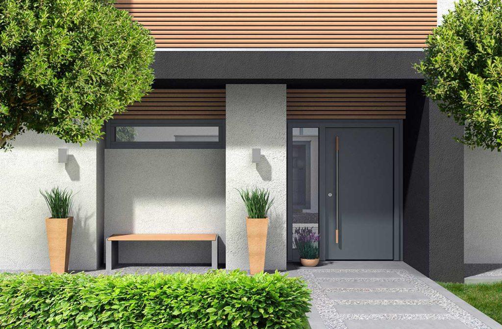 MCP Global Immobilien für Käufer - symbolisches Bild eines Hauseingangs
