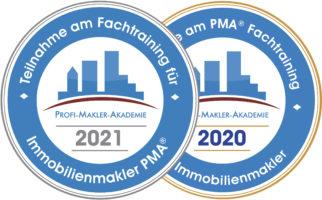Signet 2020 & 2021 PMA Fachtraining für Immobilienmakler